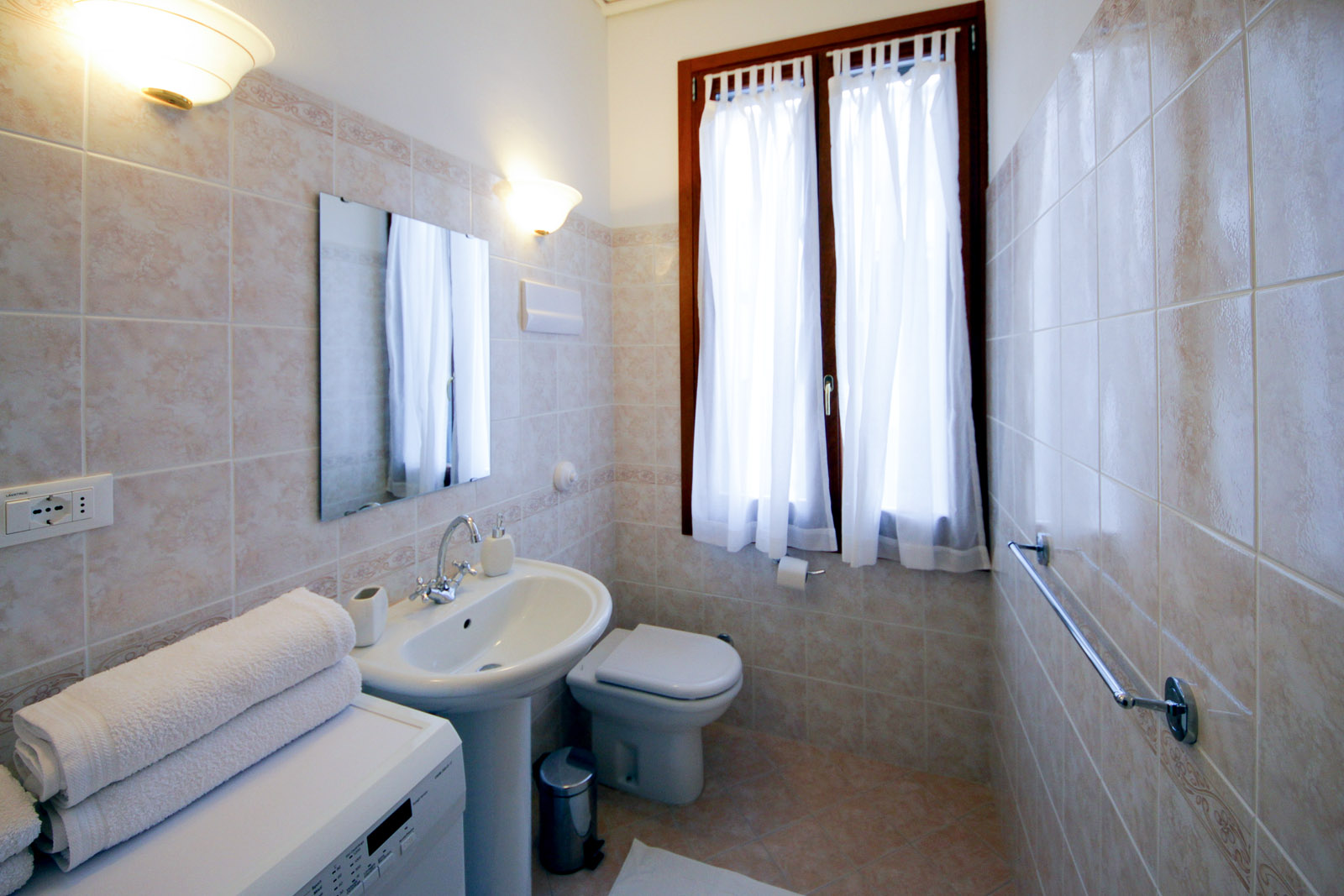 Sweet Home Venice20 - Bagno rosa - Sweet Home Venice